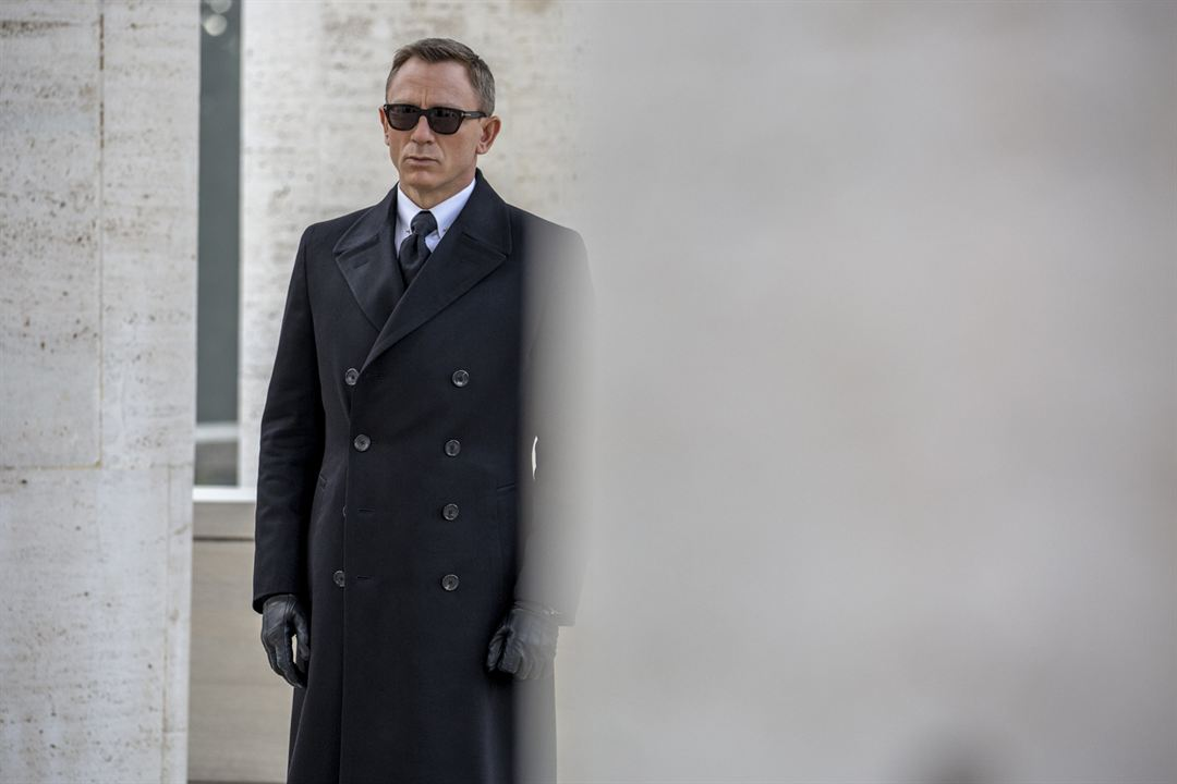 Spectre : Foto Daniel Craig