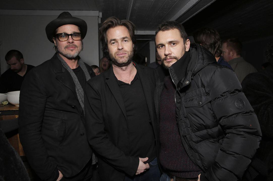 Una historia real : Couverture magazine Brad Pitt, James Franco, Rupert Goold