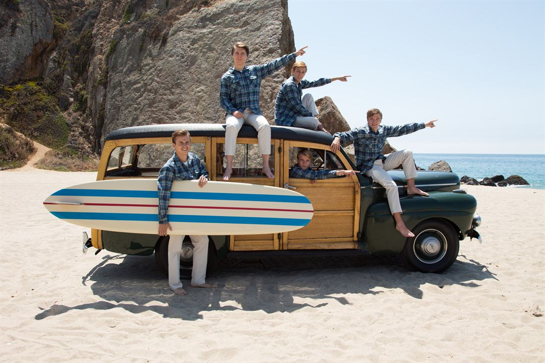 Love & Mercy: Jake Abel, Kenny Wormald, Brett Davern, Graham Rogers, Paul Dano