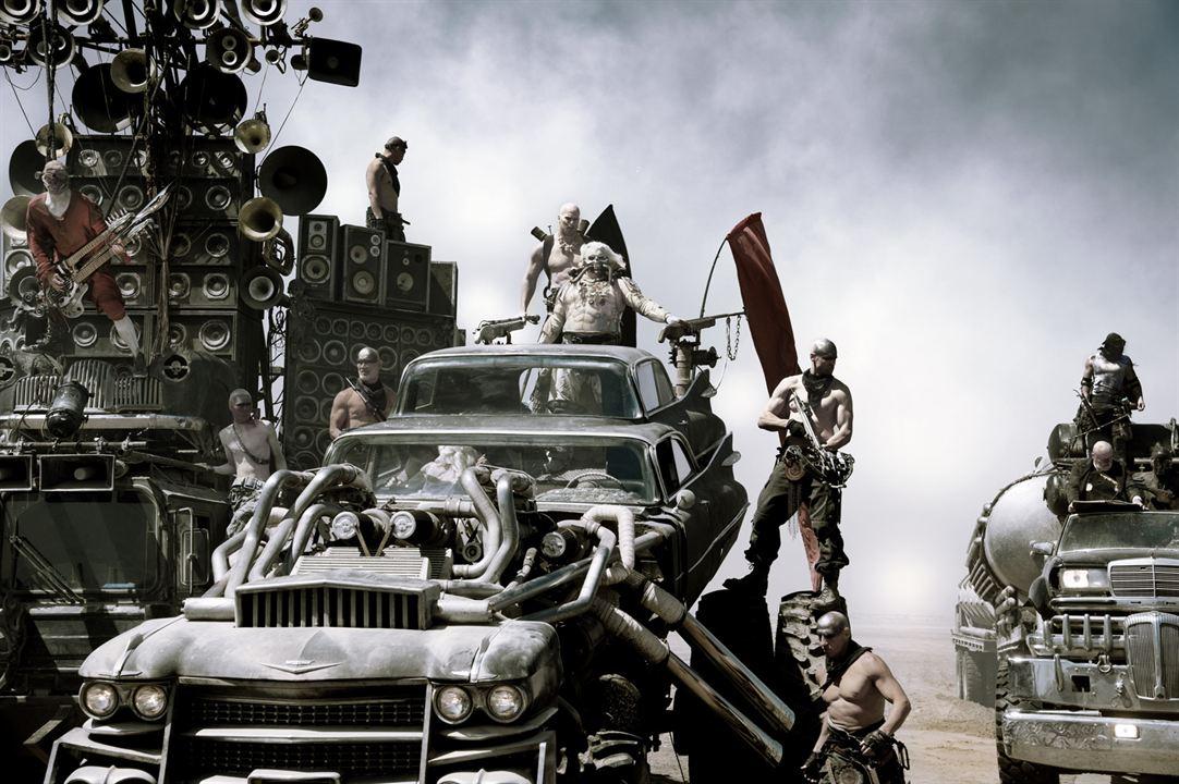 Mad Max: Furia en la carretera : Foto Hugh Keays-Byrne, Nathan Jones