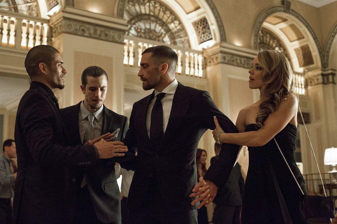 Redención: Jake Gyllenhaal, Miguel Gomez (II), Rachel McAdams