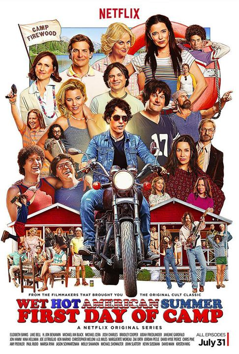 Wet Hot American Summer: First Day of Camp : Cartel