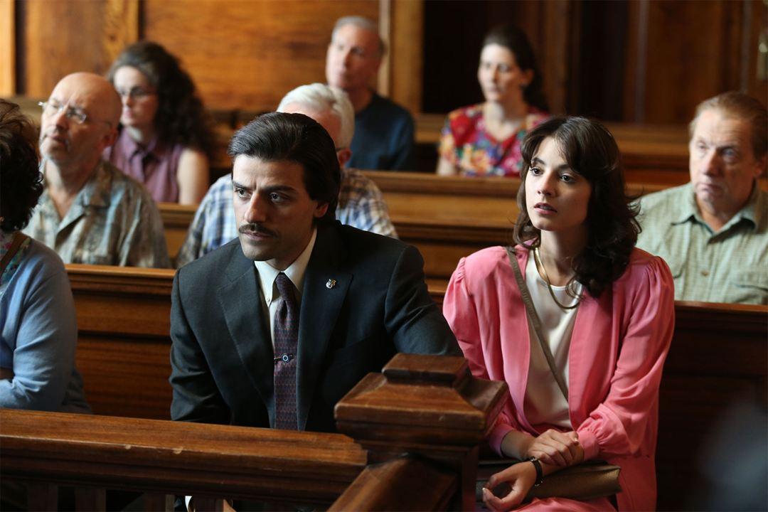 Foto Carla Quevedo, Oscar Isaac