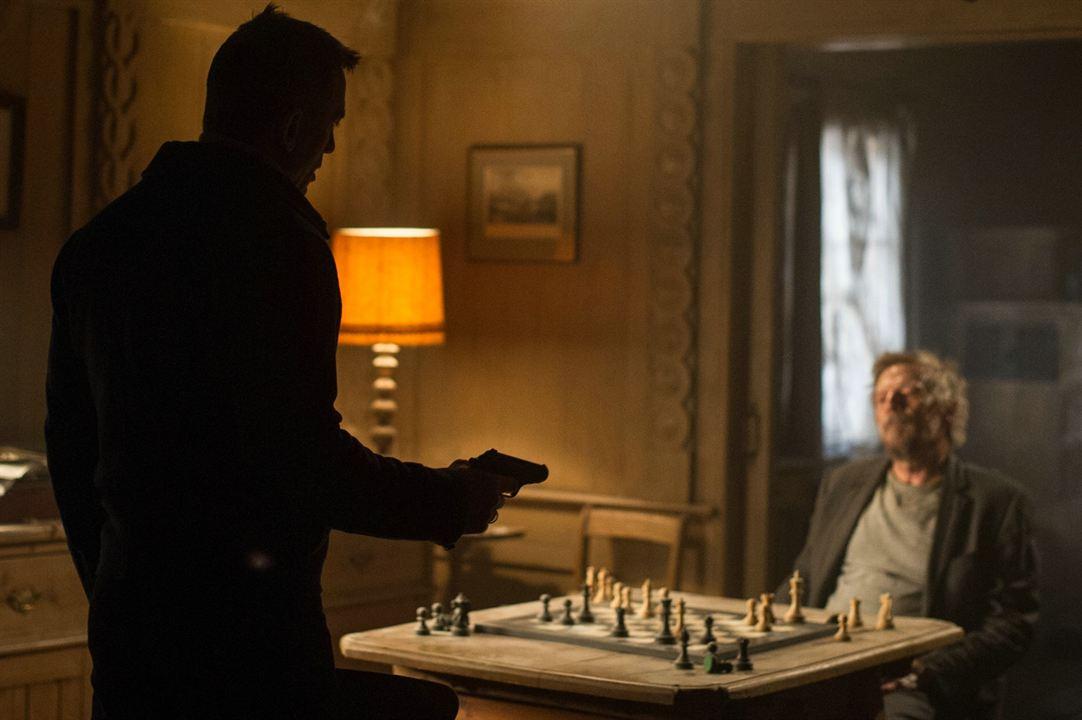 Spectre : Foto Daniel Craig, Jesper Christensen