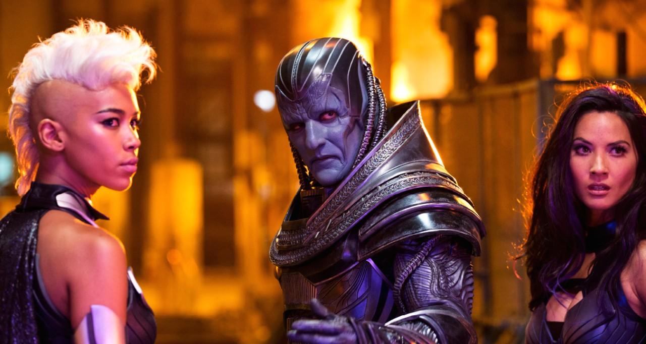 X-Men: Apocalipsis : Foto Alexandra Shipp, Olivia Munn, Oscar Isaac