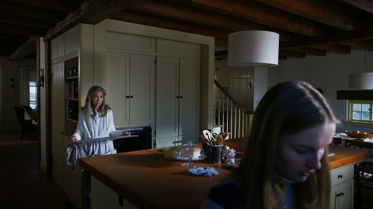 La visita : Foto Deanna Dunagan, Olivia DeJonge