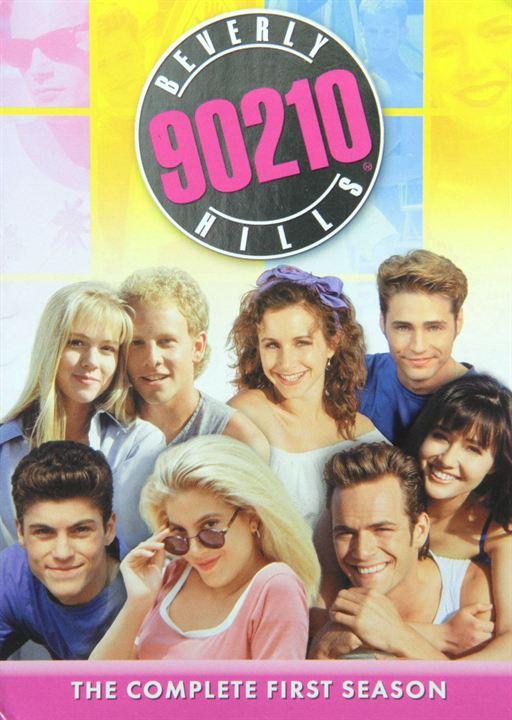 Sensacion de vivir. Beverly Hills, 90210 : Cartel