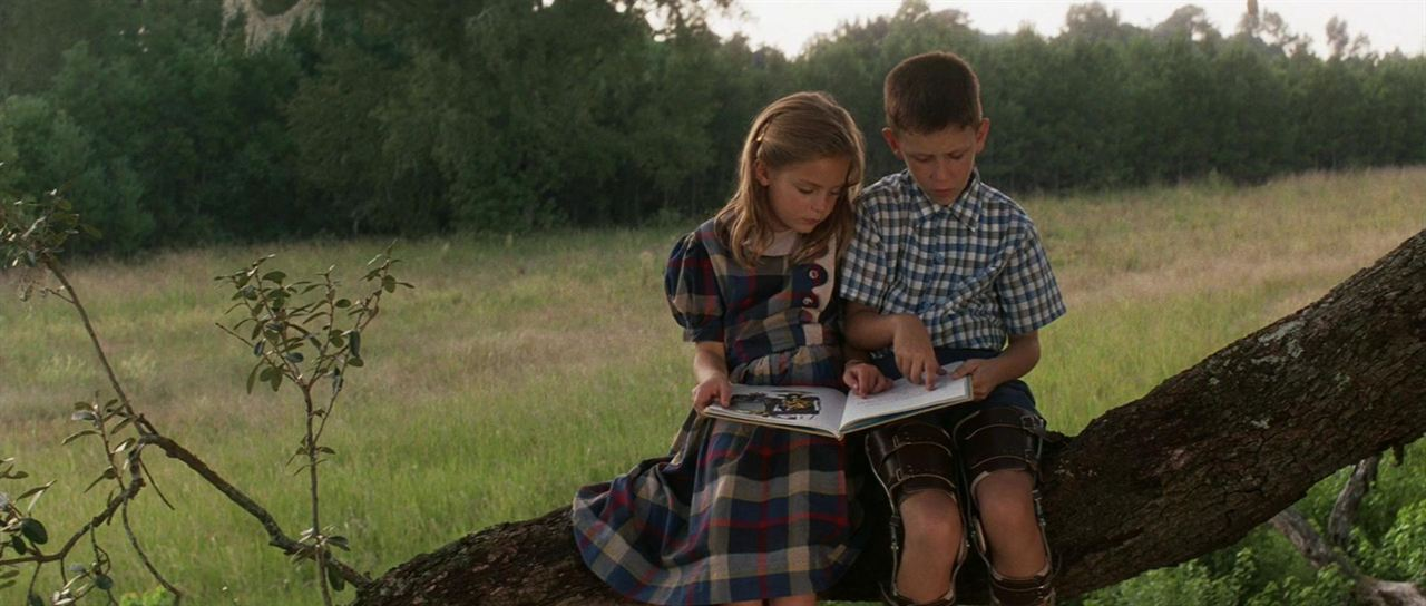 Forrest Gump: Hanna Hall, Michael Connor Humphreys