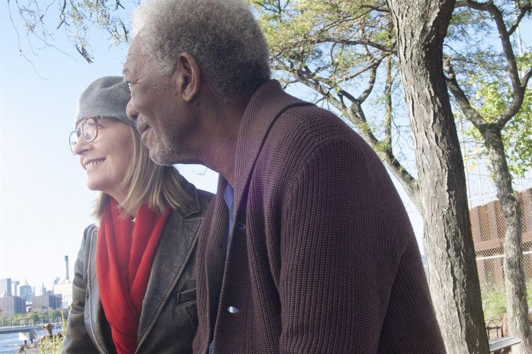 Ático sin ascensor : Foto Diane Keaton, Morgan Freeman