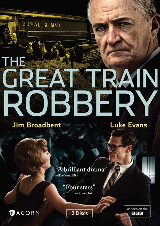 The Great Train Robbery : Cartel