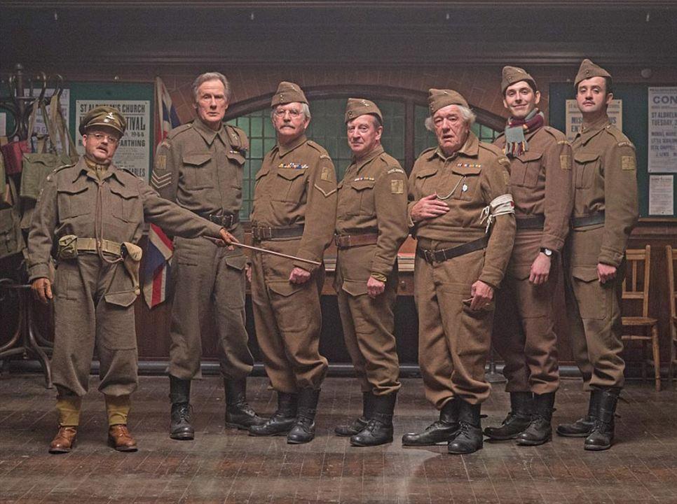 Dad's Army: El pelotón rechazado : Foto Bill Nighy, Bill Paterson, Blake Harrison, Michael Gambon, Toby Jones