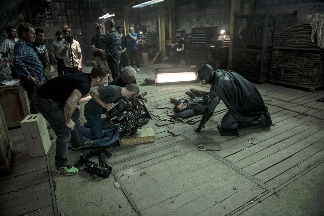Batman v Superman: El amanecer de la justicia : Foto Ben Affleck, Zack Snyder