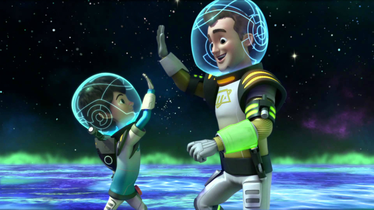 Miles from Tomorrowland : Foto