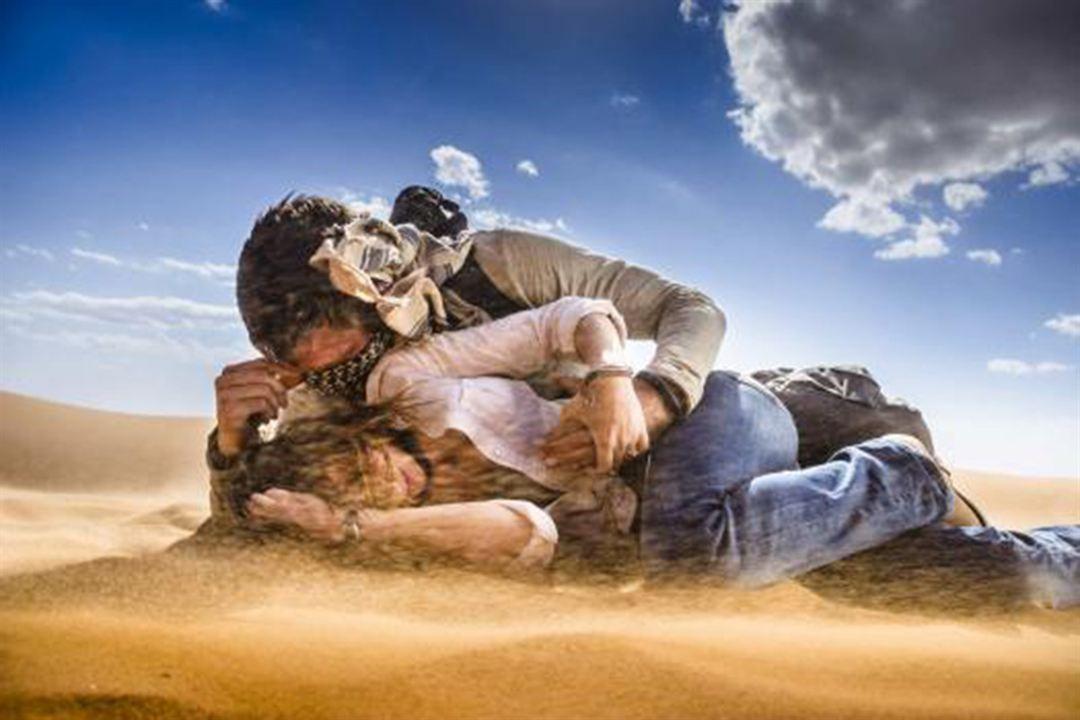Bajo el sol del desierto : Foto August Wittgenstein, Jennifer Ulrich