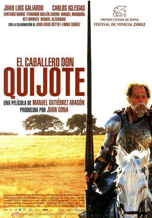 El caballero Don Quijote