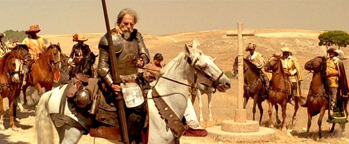 El caballero Don Quijote: Juan Luis Galiardo