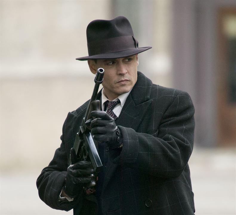 Enemigos públicos: Johnny Depp