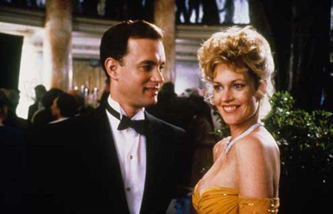 La hoguera de las vanidades: Tom Hanks, Melanie Griffith