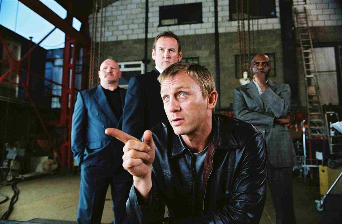 Layer Cake - Crimen Organizado : Foto Colm Meaney, Daniel Craig, George Harris