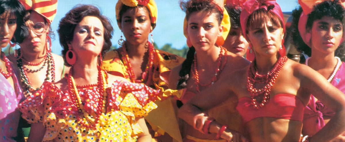 Miss Caribe: Chus Lampreave