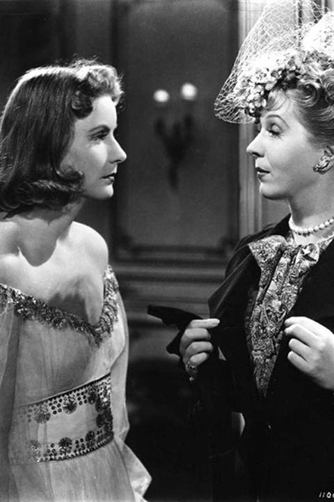 Ninotchka: Greta Garbo, Ina Claire