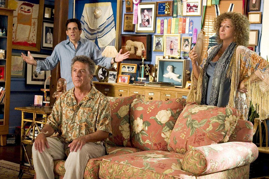 Los padres de él: Barbra Streisand, Dustin Hoffman, Robert De Niro