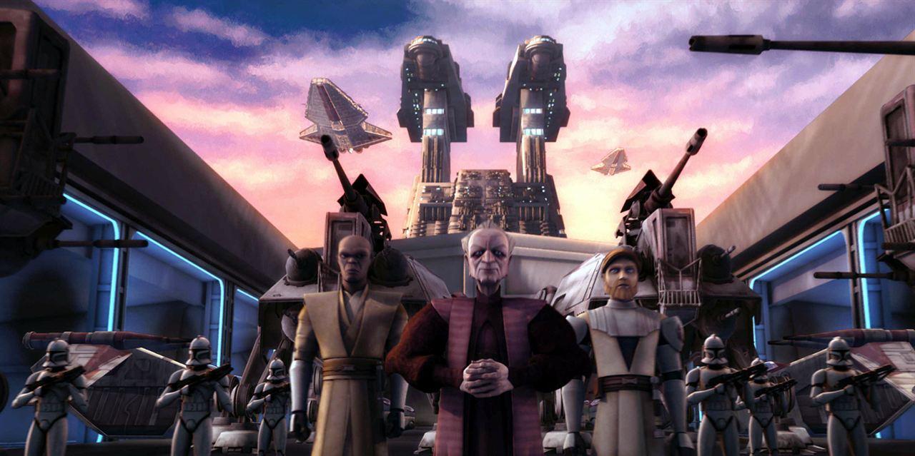 Star Wars: The Clone Wars (2008) : Foto
