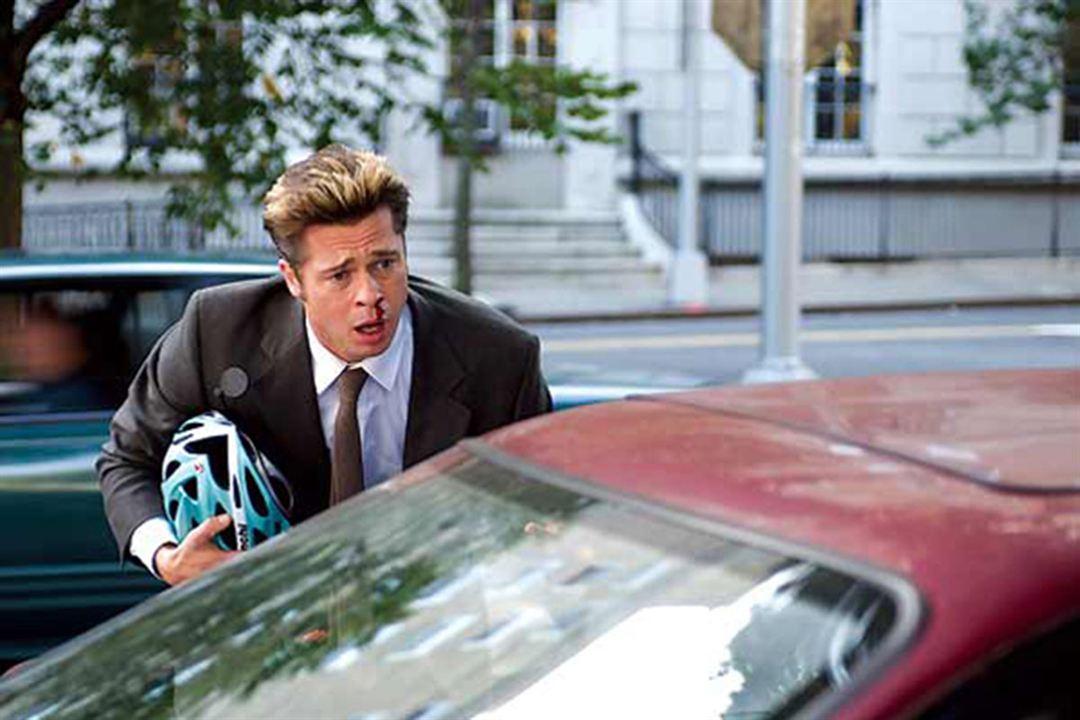 Quemar después de leer: Brad Pitt