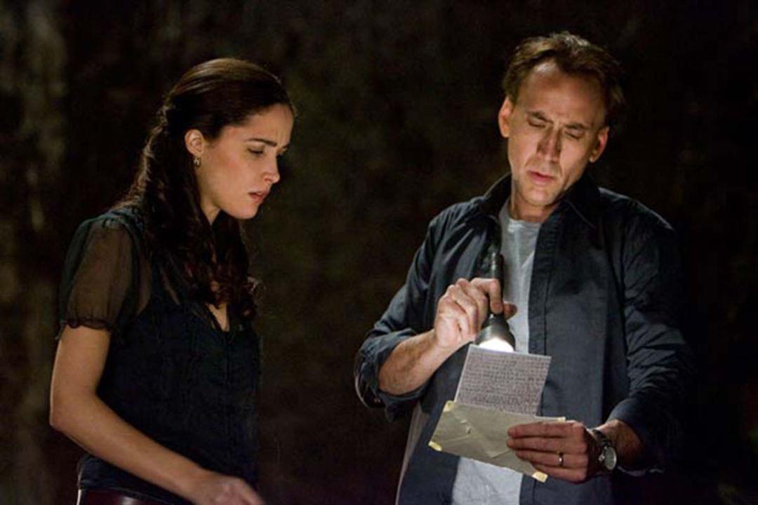 Señales del futuro: Alex Proyas, Nicolas Cage, Rose Byrne