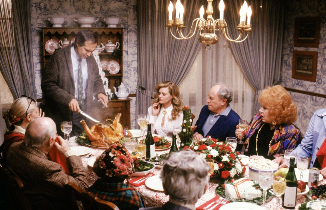 ¡Socorro, ya es Navidad! : Foto Beverly D'Angelo, Chevy Chase, Doris Roberts, E.G. Marshall