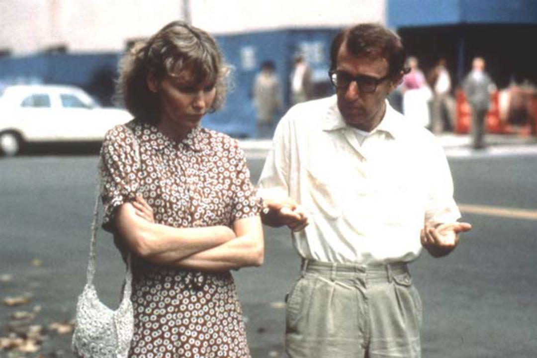 Hannah y sus hermanas : Foto Mia Farrow, Woody Allen