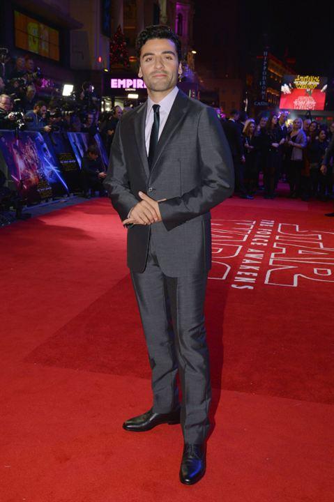 Star Wars: El despertar de la Fuerza : Couverture magazine Oscar Isaac