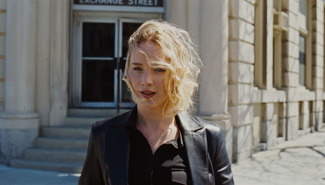 Joy: Jennifer Lawrence