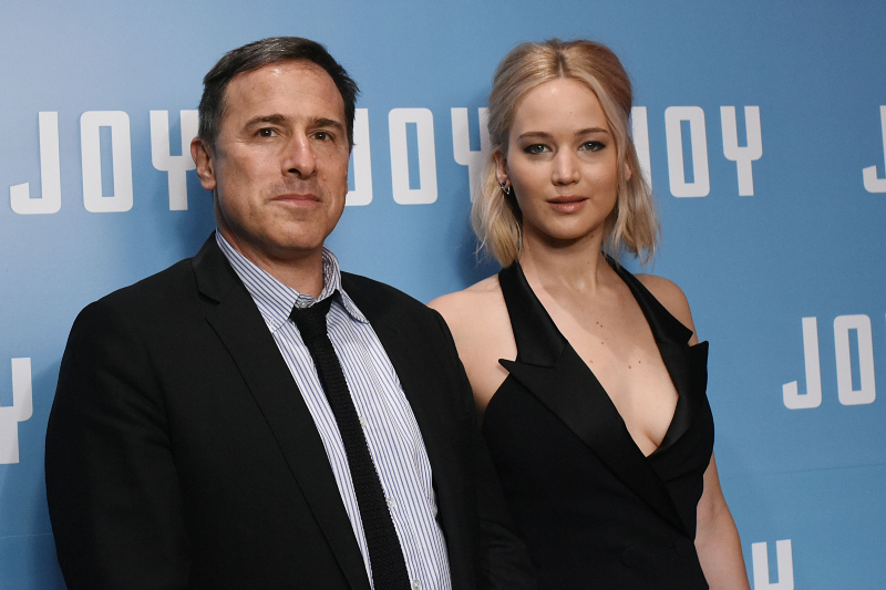 Joy: Jennifer Lawrence, David O. Russell