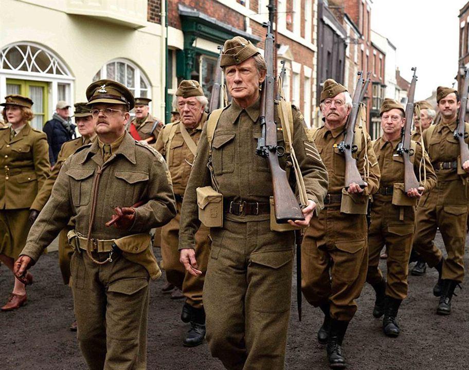 Dad's Army: El pelotón rechazado: Bill Nighy, Toby Jones