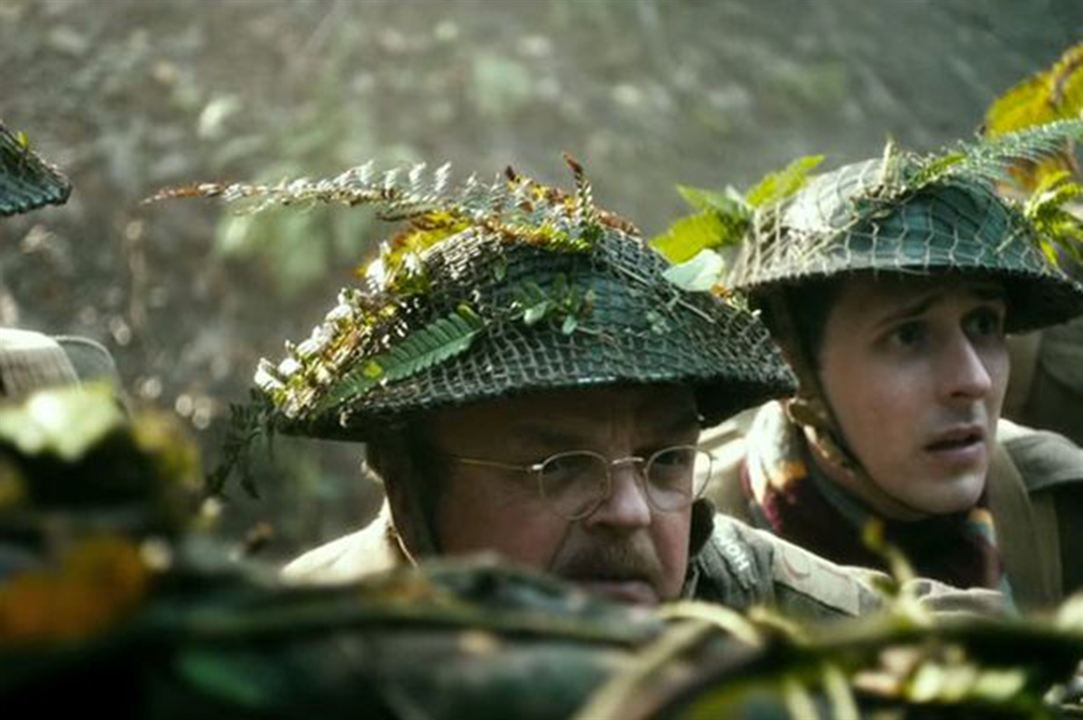 Dad's Army: El pelotón rechazado: Blake Harrison, Toby Jones