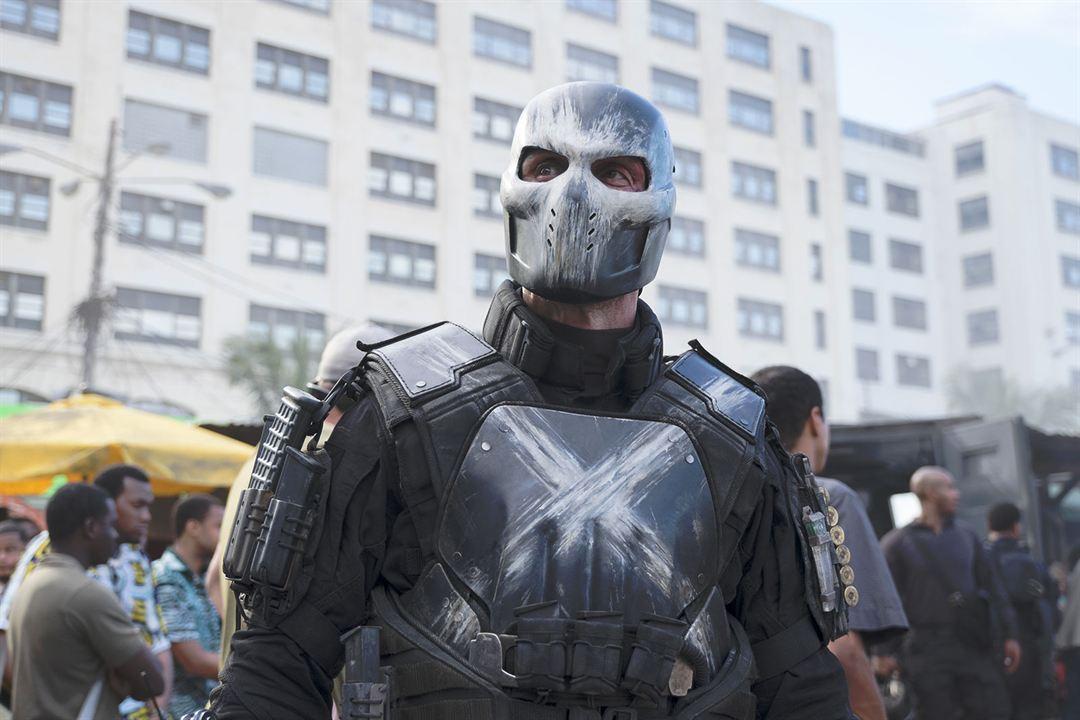 Capitán América: Civil War : Foto Frank Grillo