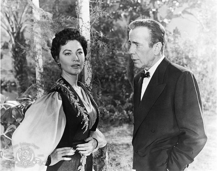 La condesa descalza : Foto Ava Gardner, Humphrey Bogart