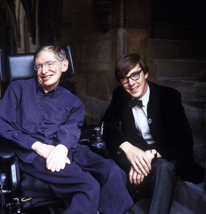 Foto Benedict Cumberbatch, Stephen Hawking