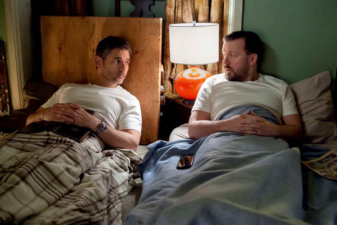 Enviados Muy Especiales: Ricky Gervais, Eric Bana