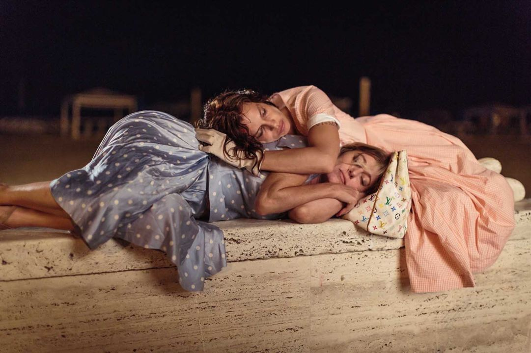 Locas de alegría : Foto Micaela Ramazzotti, Valeria Bruni Tedeschi
