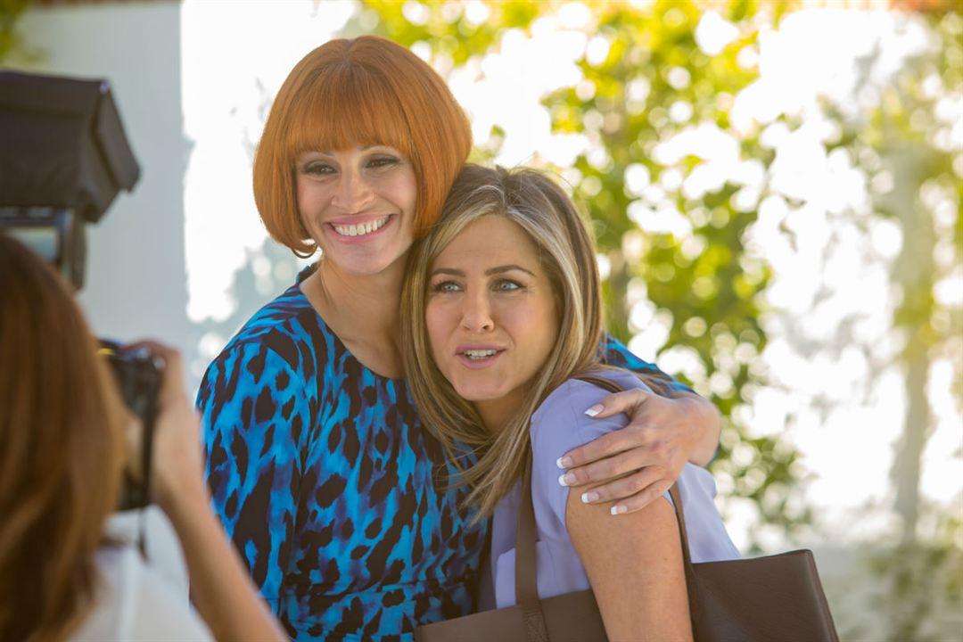 Feliz día de la madre: Jennifer Aniston, Julia Roberts