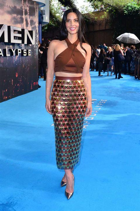 X-Men: Apocalipsis: Olivia Munn