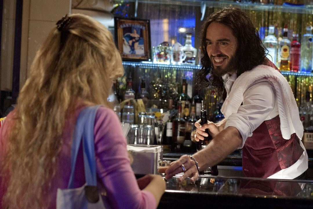 Paradise : Foto Russell Brand