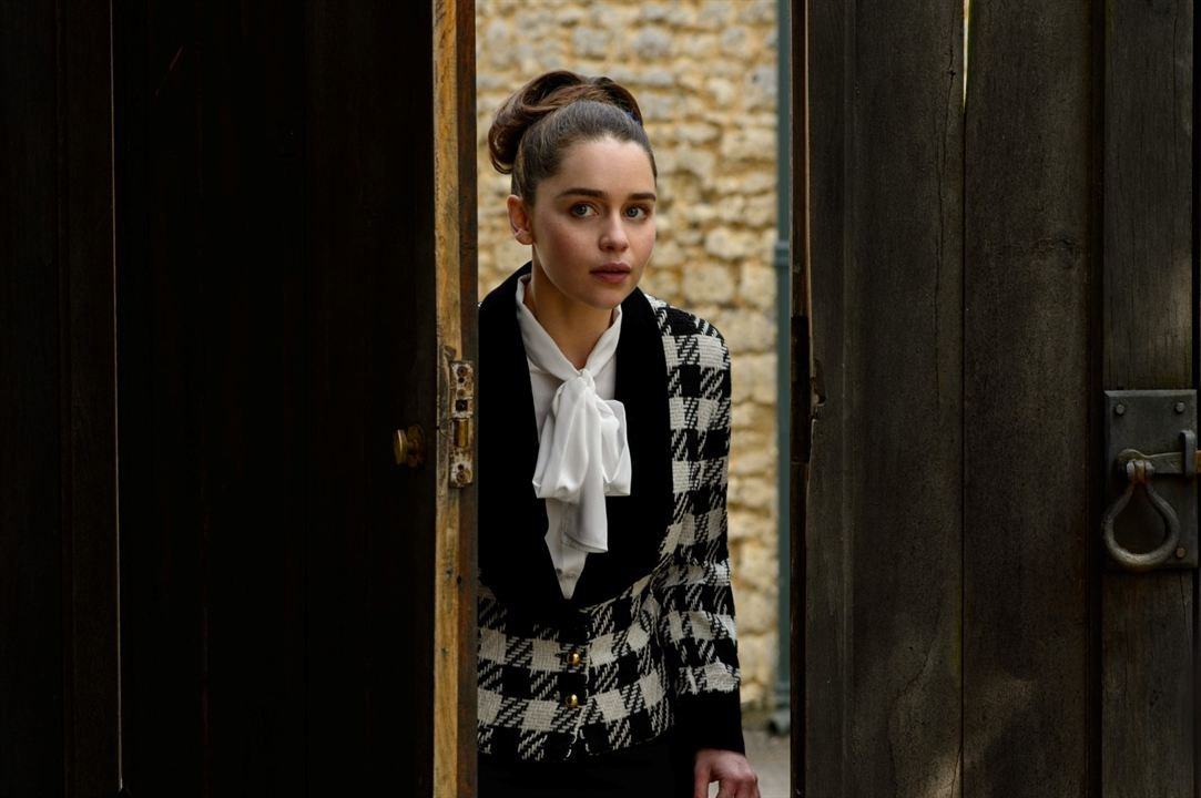 Antes de ti: Emilia Clarke