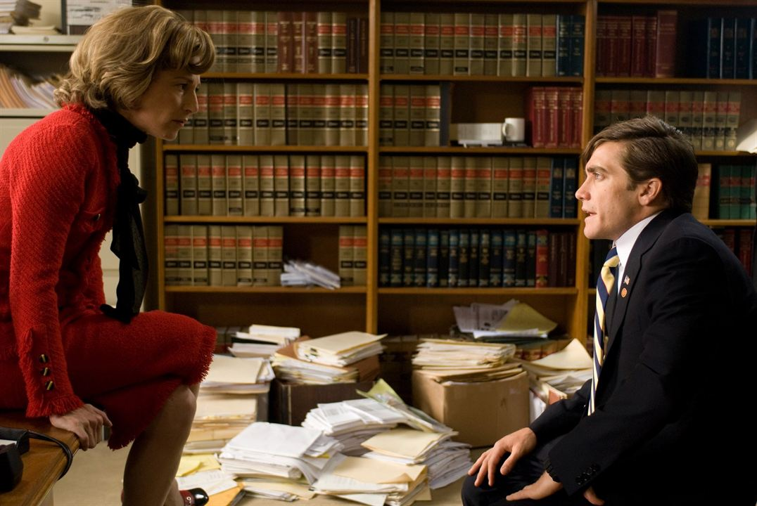 Un accidente llamado amor: Catherine Keener, Jake Gyllenhaal
