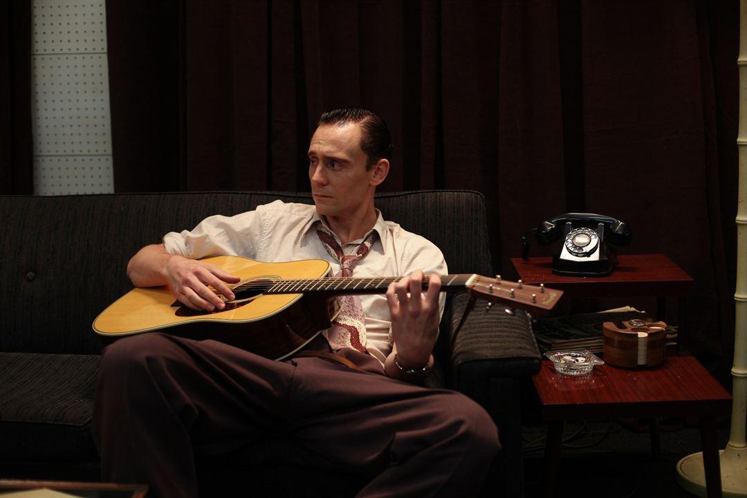 Hank Williams, una voz a la deriva : Foto Tom Hiddleston