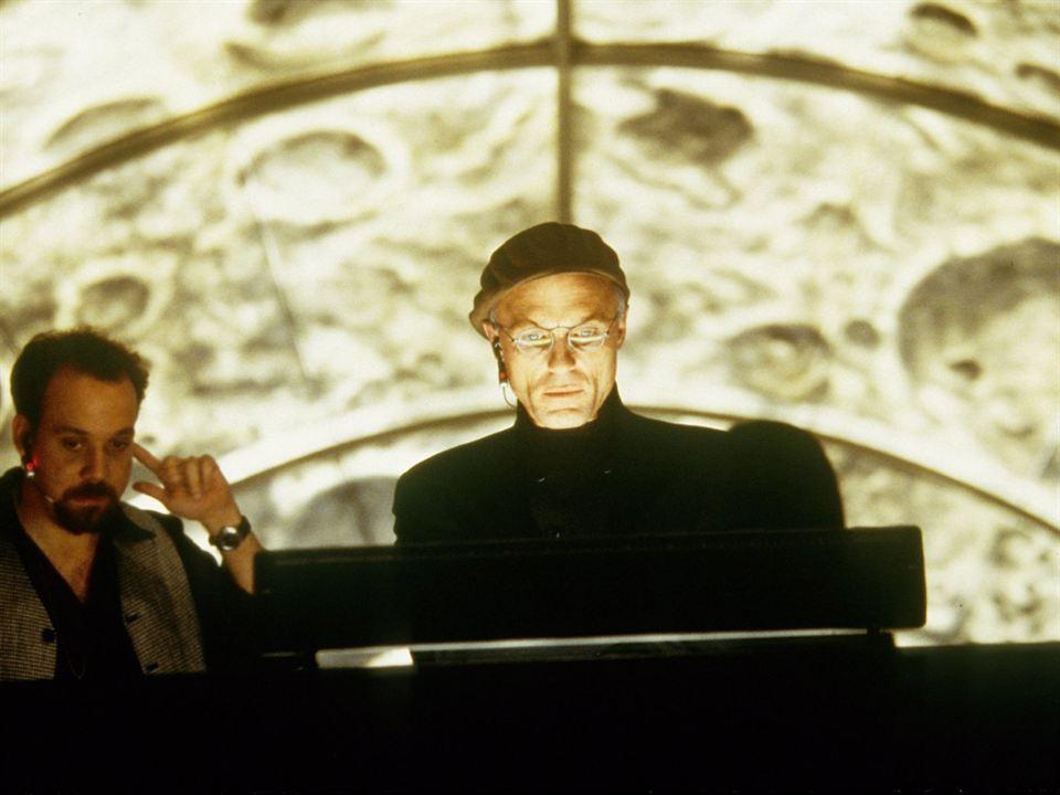 El show de Truman (Una vida en directo) : Foto Ed Harris, Paul Giamatti