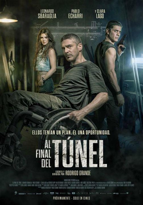 """Resultado de imagen para """"Al final del túnel""""  Poster"""