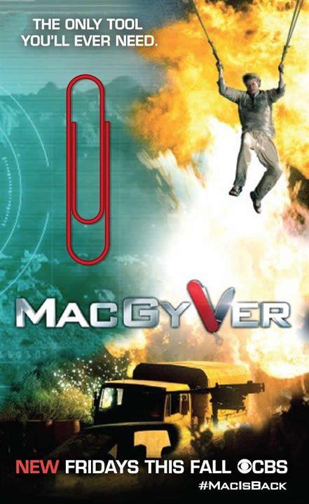 MacGyver (2016) : Cartel